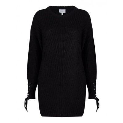 Dante 6 Cooper Sweater - Black / SOLD OUT