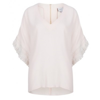 Dante 6 Emin Top - Cream / SALE