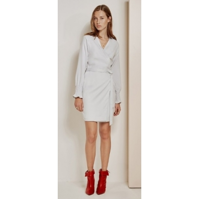 Dante 6 Ilya Dress - Ice Grey