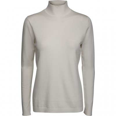 Minus Lana Rollneck - Broken White / SOLD OUT