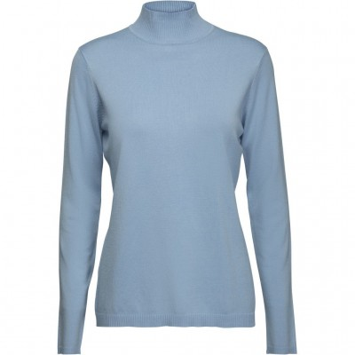 Minus Lana Rollneck - Icy Blue / SALE