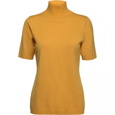 Minus Lima Rollneck - Golden Yellow