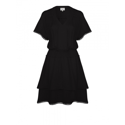 Dante 6 Leisure Dress - Raven