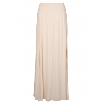 Dante 6 Mahina Long Skirt - Butter Cream