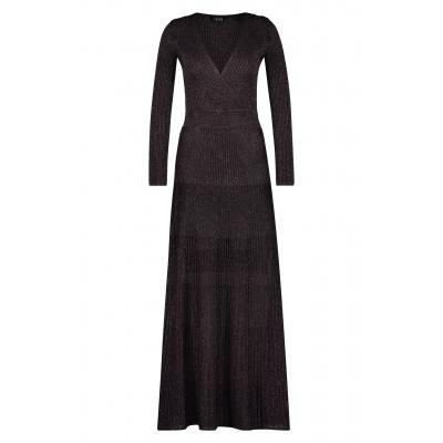 IBANA  Nora Long Dress - Purple / SALE