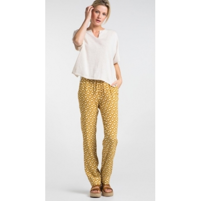 Knit-ted Daantje Pants - Gold /  SALE