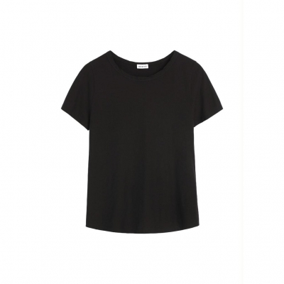 Neeve Tshirt The U-Neck - Black