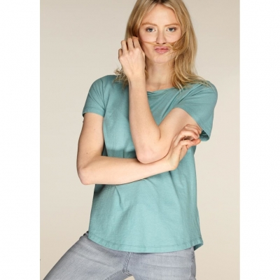 Neeve Tshirt The Crew - Ocean Green