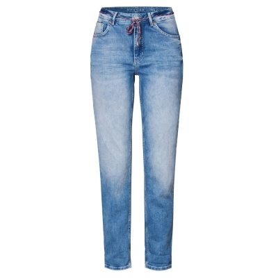 Rosner Trousers Mila - Bleached Blue