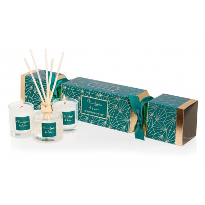 Stoneglow Cracker Gift Set | Seasonal Collection - Eucalyptus & Lime | SPRING OFFER