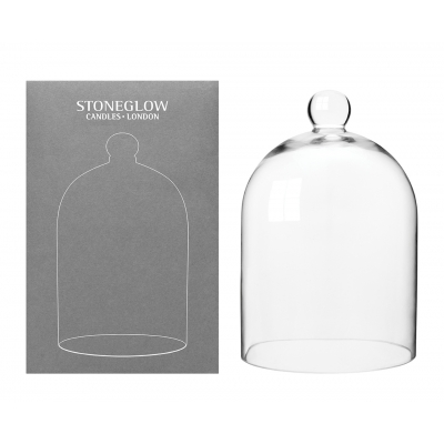 Stoneglow Cloche - Glass